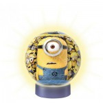 Ravensburger-12191 Puzzle Ball 3D avec Led - Minion