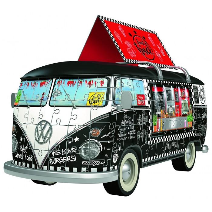 Puzzle 3D - Volkswagen T1 - Food Truck