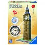 Ravensburger-12586 Horloge - Puzzle 3D - Big Ben
