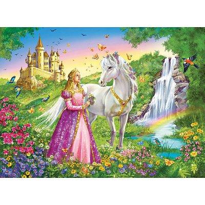 Puzzle Ravensburger-12613 La princesse