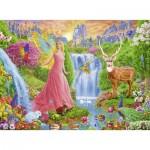 Puzzle  Ravensburger-12624 Pièces XXL - Fée Magique