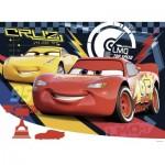 Puzzle  Ravensburger-12625 Pièces XXL - Cars 3