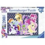 Puzzle  Ravensburger-12719 Pièces XXL - My Little Poney