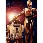 Puzzle  Ravensburger-12723 Pièces XXL - Star Wars