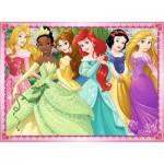 Puzzle  Ravensburger-12745 Pièces XXL - Disney Princess