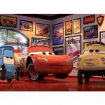 Puzzle  Ravensburger-12781 Cars : Flash Mc Queen et ses Amis