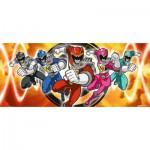 Puzzle  Ravensburger-12822 Power Rangers