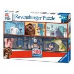 Puzzle  Ravensburger-12834 The Secret Life of Pets