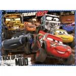 Puzzle  Ravensburger-12845 Pièces XXL - Cars