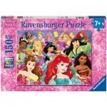 Puzzle  Ravensburger-12873 Pièces XXL - Disney Princess