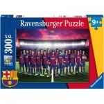 Puzzle  Ravensburger-12897 Pièces XXL - Barcelona FC