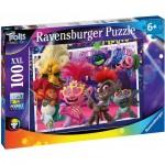 Puzzle  Ravensburger-12912 Pièces XXL - Trolls