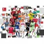 Puzzle  Ravensburger-12917 Pièces XXL - Bundesliga