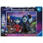 Puzzle  Ravensburger-12932 Pièces XXL - Disney Pixar - Onward