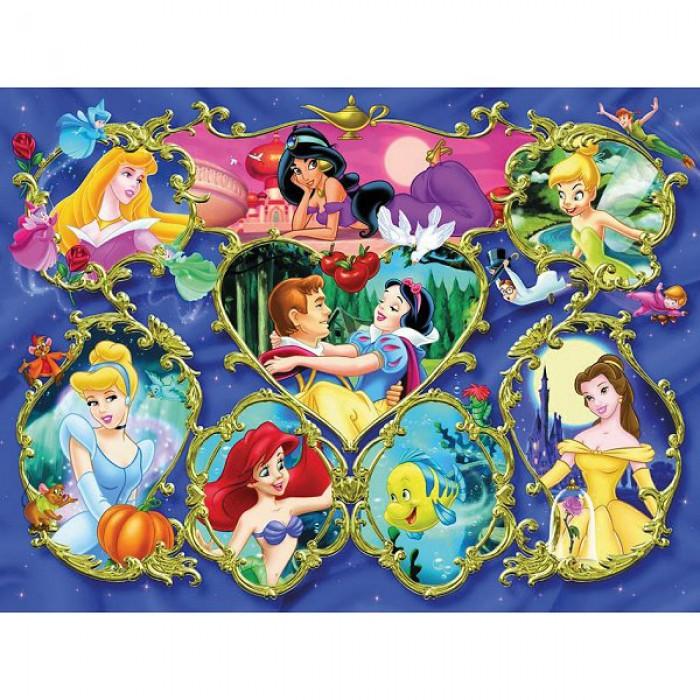 Princesses Disney : Galerie des Princesses