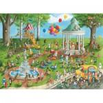 Puzzle  Ravensburger-13229 Pièces XXL - Pet Park