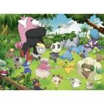 Puzzle  Ravensburger-13245 Pièces XXL - Pokémon
