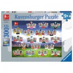 Puzzle  Ravensburger-13251 Pièces XXL - Bundesliga
