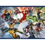 Puzzle  Ravensburger-13261 Pièces XXL - Avengers