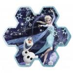 Puzzle  Ravensburger-13641 La Reine des Neiges - Le Flocon de Neige d'Elsa