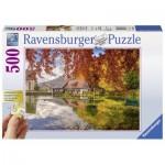 Ravensburger-13672 Puzzle XXL - Moulin