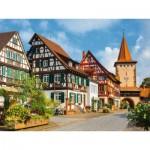 Puzzle  Ravensburger-13686 Pièces XXL - Gengenbach im Kinzigtal