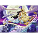 Puzzle  Ravensburger-13971 Disney - Aladdin