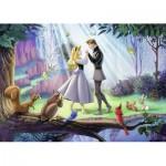 Puzzle  Ravensburger-13974 Disney - La Belle au Bois Dormant