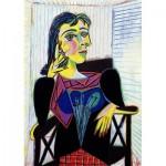 Puzzle  Ravensburger-14088 Picasso Pablo - Portrait de Dora Maar