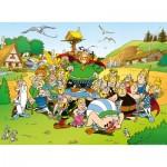 Puzzle  Ravensburger-14197 Astérix au village
