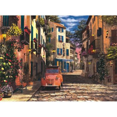 Puzzle Ravensburger-14253 Le coeur du Sud