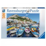 Puzzle  Ravensburger-14660 Colorful Marina