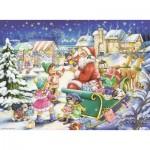 Puzzle  Ravensburger-14740 Magie de Noel