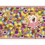 Puzzle  Ravensburger-14774 Candy Crush