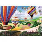 Puzzle  Ravensburger-14871 Pièces XXL - Brilliant Balloons