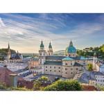 Puzzle  Ravensburger-14982 Pièces XXL - Salzbourg, Autriche