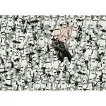 Puzzle  Ravensburger-14989 Star Wars Challenge