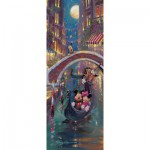 Puzzle  Ravensburger-15055 Disney Venetian Romance