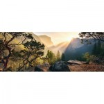Puzzle  Ravensburger-15083 Nature Edition N°10 - Yosemite Park