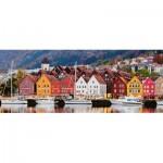 Puzzle  Ravensburger-15090 Bergen, Norvège
