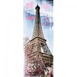 Puzzle  Ravensburger-15103 Tour Eiffel