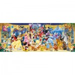 Puzzle  Ravensburger-15109 Photo de groupe Disney
