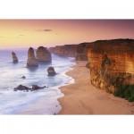 Puzzle  Ravensburger-15154 Ocean Road, Australie