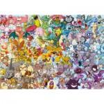 Puzzle  Ravensburger-15166 Pokémon