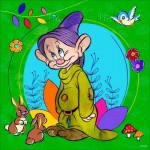 Puzzle  Ravensburger-15203 Disney - Cucciolo