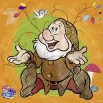 Puzzle  Ravensburger-15241 Disney - Eolo