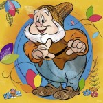 Puzzle  Ravensburger-15242 Disney - Gongolo