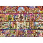 Puzzle  Ravensburger-15254 The Greatest Show on Earth