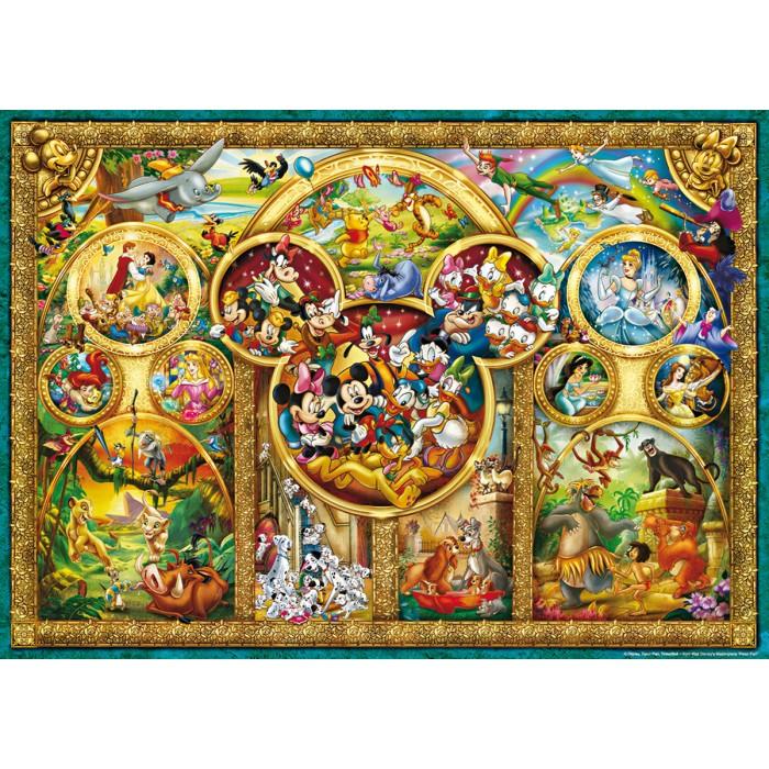 Le Monde Magique de Disney en Médaillon