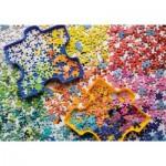 Ravensburger-15274 Puzzle Coloré